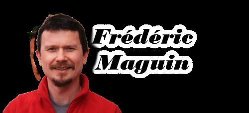 Le site de Frédéric Maguin
